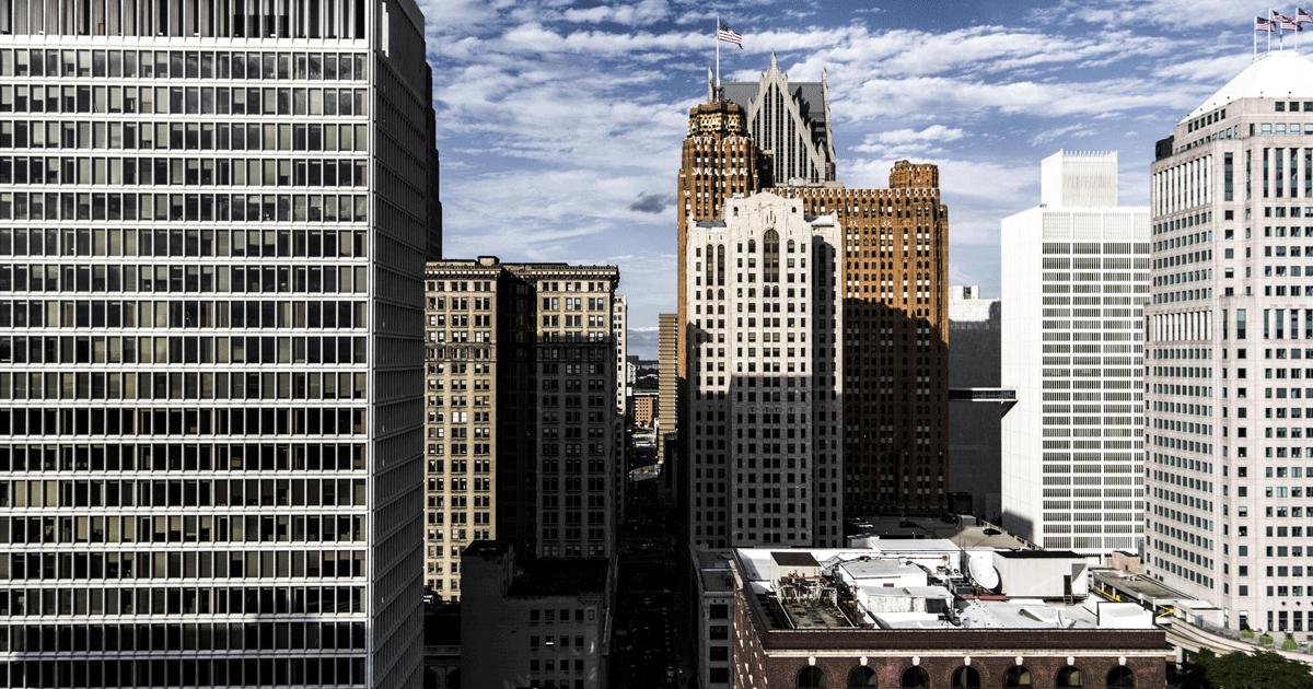Visualizing The Megaregion (aka Detroit Matters)