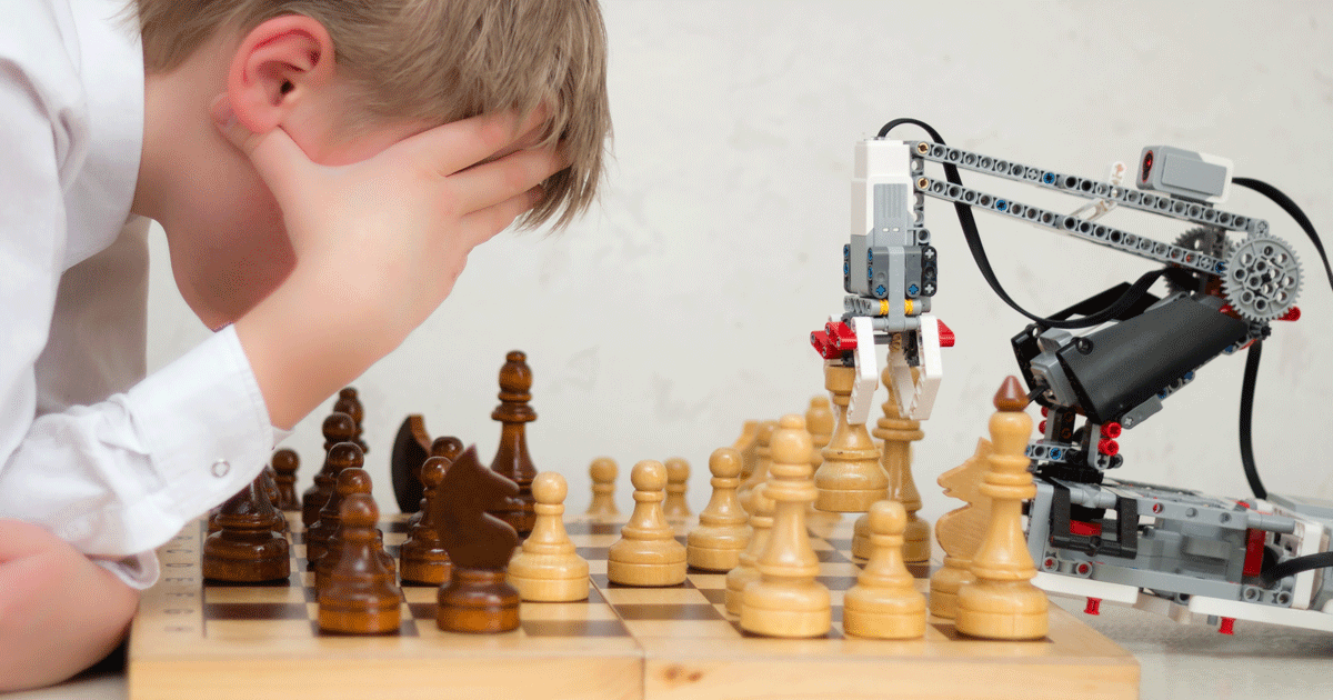Job Security: Or How To Prepare For Jobs That Can't Be Automated