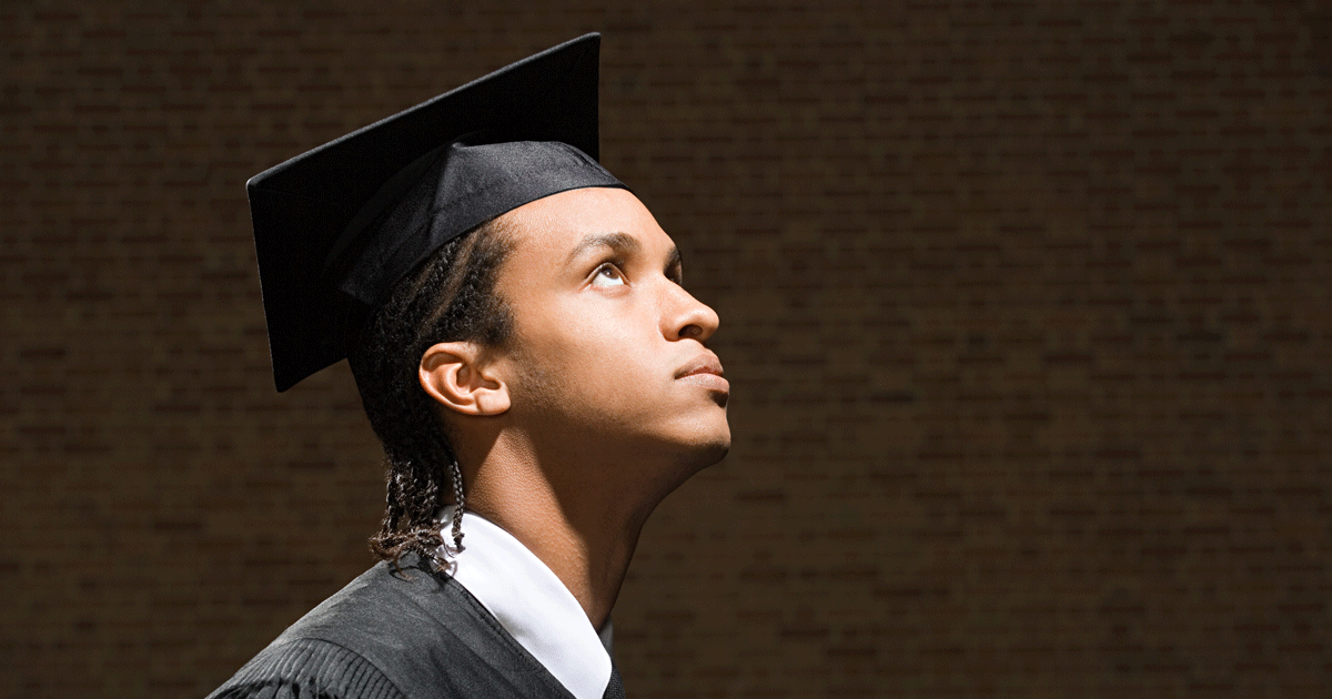 Low College Attainment Is Hurting Michigan, And It's Worse For Black Students At Michigan Colleges