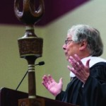 Lou's Alma College commencement speech