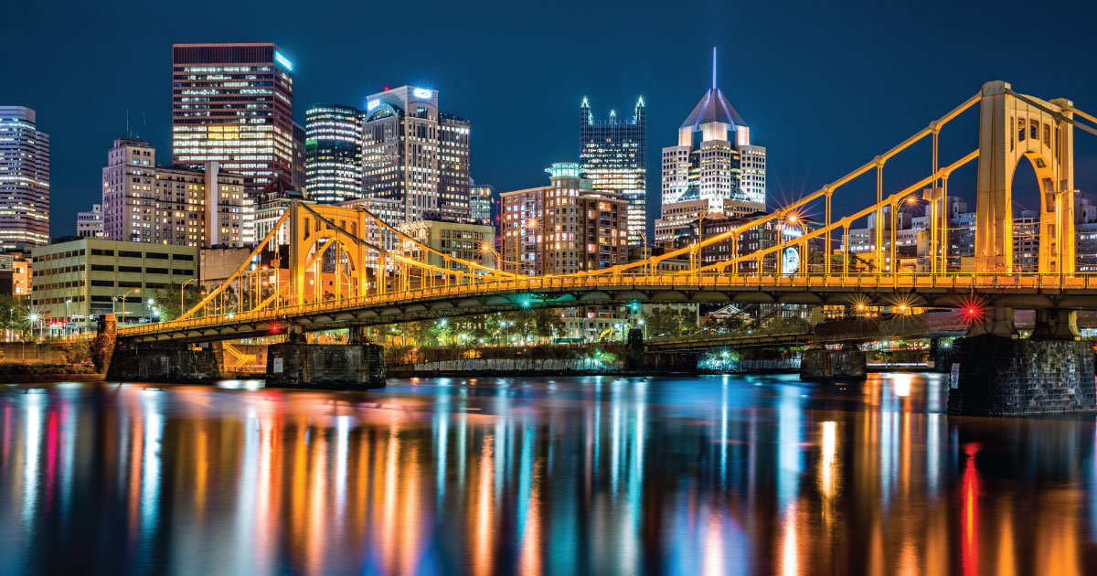 Why Pittsburgh Is Booming